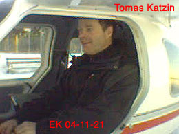 Tomas Katzin EK 21/11/2004