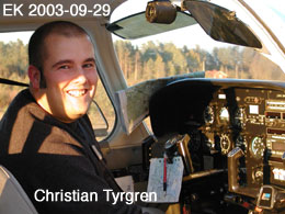 Christian Tyrgren EK 29/9/2003