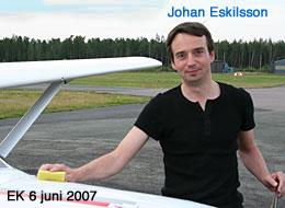 Johan Eskilsson EK 6/6/2007