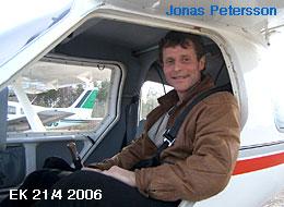 Jonas Pettersson EK 21/4/2006