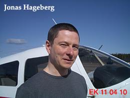 Jonas Hagelberg 11/4/2010