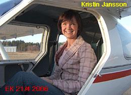 Kerstin Jansson EK 21/4/2006