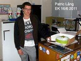 Patrik Lång EK 16/6/2011