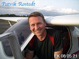 Patrik Rostedt EK 21/5/2008