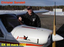 Krister Sondell EK 30/3/2005